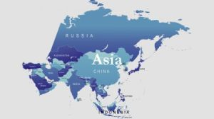 Asia Map | South Asia Politics