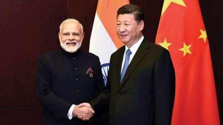 Xi Jinping and Narendra Modi | South Asia Politics